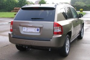Attache remorque JEEP Compass 2007- -  RDSOH demontable sans outil - GDW-BOISNIER