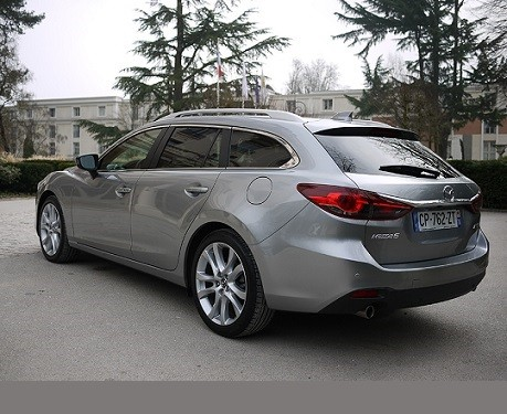 Attache remorque MAZDA 6 BREAK 2013- (Sportbreak) - RDSOH demontable sans outil - GDW-BOISNIER