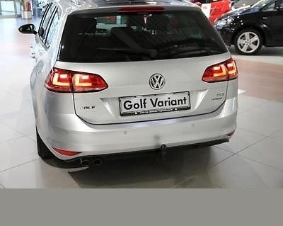 Attache remorque VOLKSWAGEN GOLF VII Break 2013- - RDSOH demontable sans outil - GDW-BOISNIER