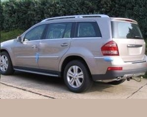 Attache remorque MERCEDES GLK 2008- - RDSOH demontable sans outil - GDW-BOISNIER