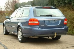 Attache remorque JAGUAR X-TYPE ESTATE 2004- -   RDSOH demontable sans outil - GDW-BOISNIER