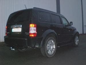 ATTELAGE DODGE NITRO - attache re ATNOR