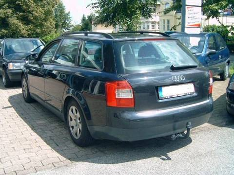 ATTELAGE AUDI A4 PHASE3 01/2005-> - attache remorque ATNOR