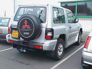 ATTELAGE MITSUBISHI PAJERO 06/1993>05/20004X4 LONG - attache remorque ATNOR