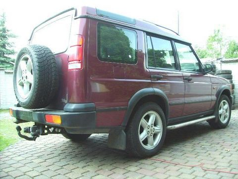 ATTELAGE ROVER LAND DISCOVERY 03/1999-> - attache remorque ATNOR